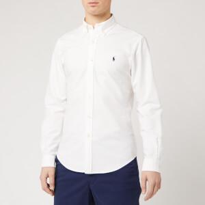 Polo Ralph Lauren Men's Oxford Shirt - White