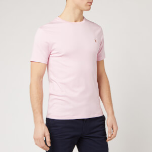 Polo Ralph Lauren Men's T-Shirt - Garden Pink
