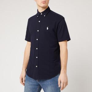Polo Ralph Lauren Men's Shirt - Aviator Navy
