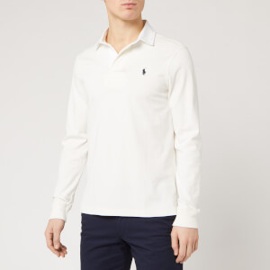Polo Ralph Lauren Men's Rubgy Top - Deckwash White