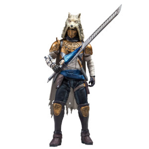 Figurine McFarlane Destiny Iron Banner Hunter Million 7 Inch (17 cm)