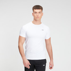 T-shirt sportiva MP Essentials da uomo - Bianca