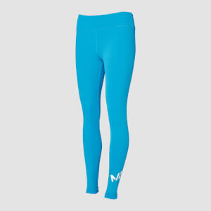 Essentials Training Leggings - Sea Blå