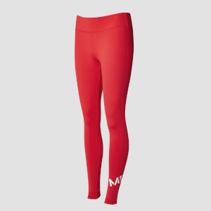 Essentials Training Leggings - Röd