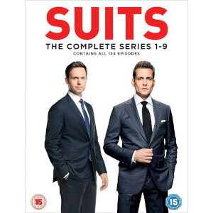 Suits: Complete Series (S1-S9)