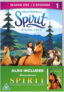 Spirit: Riding Free / Stallion Of The Cimarron Doublepack