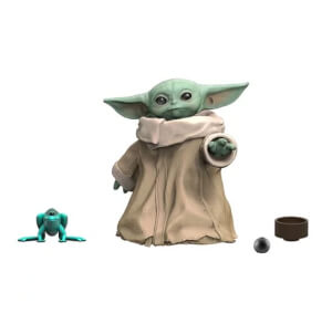 Figura de acción El Niño (Baby Yoda) - Star Wars The Black Series The Mandalorian