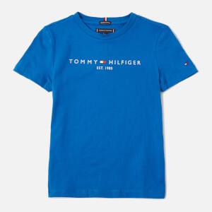 Tommy Kids Boys' Essential T-Shirt - Lapis Lazuli