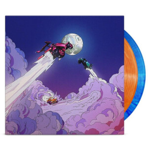 iam8bit Rocket League X Monstercat Greatest Hits 2x Colour LP