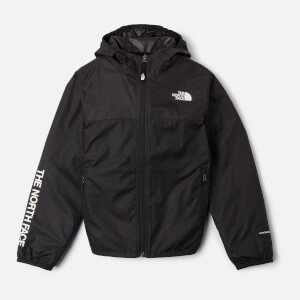 The North Face Boys' Reactor Wind Jacket - TNF Black/TNF White