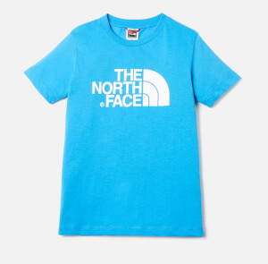 The North Face Boys' Easy T-Shirt - Clear Lake Blue