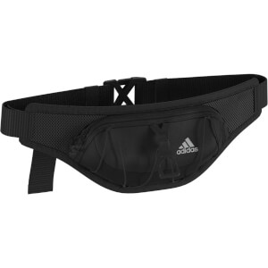 adidas Run Waist Bag - Black