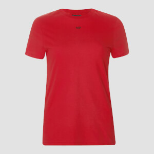 MP Women's Essentials T-skjorte – Skarp rød