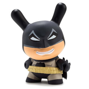 Kidrobot DC Comics Batman The Dark Knight Dunny 5 Inch Vinyl Figure