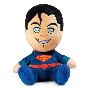 Kidrobot DC Comics Justice League Superman Phunny Plush