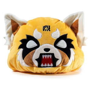Kidrobot Aggretsuko Reversible Face Medium Plush