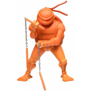 Kidrobot Teenage Mutant Ninja Turtles Michelangelo Medium Vinyl Figure