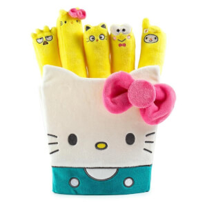 Kidrobot Sanrio Hello Kitty French Fries Medium Plush
