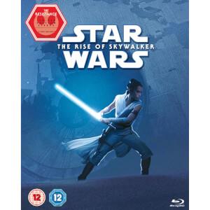 Star Wars: L'Ascension de Skywalker - avec une pochette Résistance en édition limitée