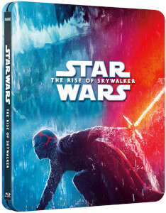 Star Wars: The Rise of Skywalker - Zavvi UK Exclusive 4K Ultra HD Limited Edition Steelbook
