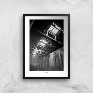 Plumbley Works Giclée Art Print