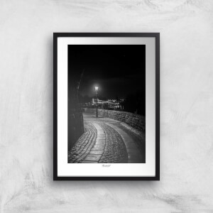 Chester Nightscape Giclée Art Print