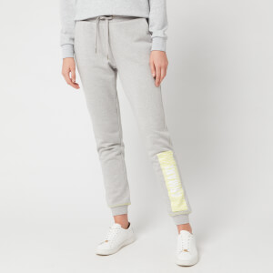 Armani Exchange Women's Sweatpants - Light Grey Marl