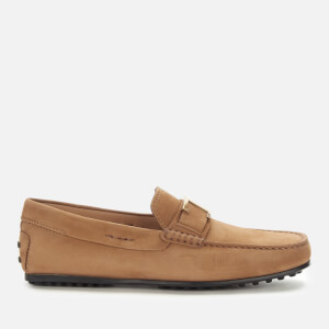 Tod's Men's T Leather Loafers - Camel