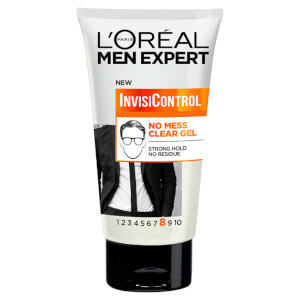 L'Oréal Men Expert InvisiControl Neat Look Control Hair Gel 150ml