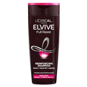 L'Oréal Elvive Full Resist Reinforcing Fragile Hair Shampoo 400ml