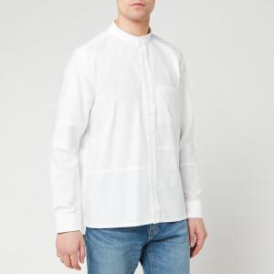 A.P.C. Men's Chemise Artus Shirt - Blanc