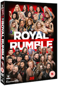 WWE: Royal Rumble 2020