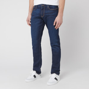 Emporio Armani Men's Slim Fit Jeans - Denim Blue