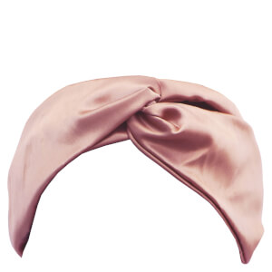 Slip Silk Twist Headband (Various Colours)