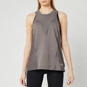 adidas by Stella McCartney Women's Mesh Tank Top - Explo Purple