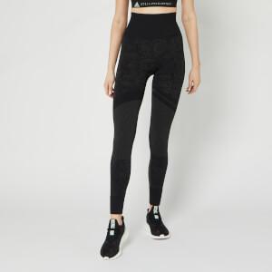 adidas by Stella McCartney Women's Essential Sl Tights - Black
