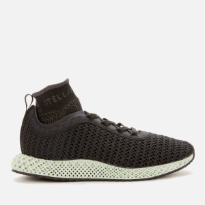 adidas by Stella McCartney Women's Alphaedge 4D Trainers - Black