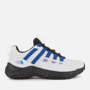 The North Face Men's Trail Escape Crest Trainers - TNF White/TNF Blue
