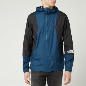 The North Face Men's Mountain Light Windshell Jacket - Blue Wing Teal