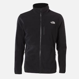 The North Face Men's Glacier Pro Full Zip Fleece Jumper - TNF Black