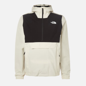 The North Face Men's Waterproof Fanorak - Vintage White
