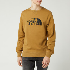 The North Face Men's Drew Peak Light Sweatshirt - British Khaki