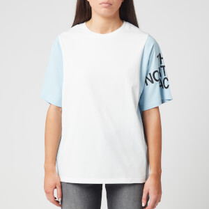 The North Face Women's Block Sesh T-Shirt - Angel Falls Blue