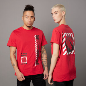 Borderlands 3 Loot Unisex T-Shirt - Red