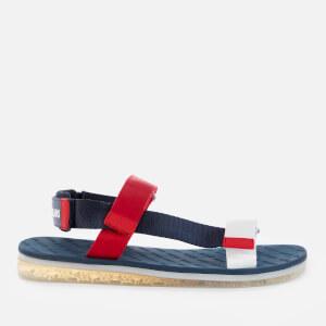 Tommy Jeans Women's Pop Color Flat Sandals - Twilight Navy