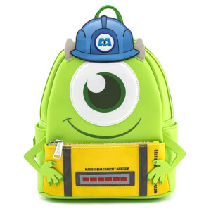 Loungefly Disney Pixar Monsters Inc Mike Scare Can Mini Backpack
