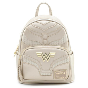 Loungefly DC Comics Dc Comics Wonder Woman 84 Cosplay Mini Backpack