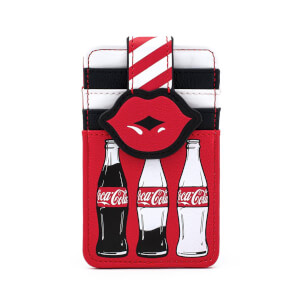 Loungefly Coca Cola 3 Bottle Card Holder