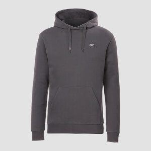 MP Men's Essentials Hoodie - Carbon