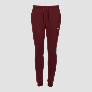 MP Men's Essentials Joggers - Mörkrött